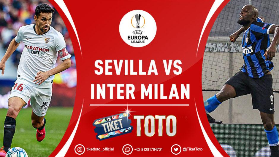 Sevilla Vs Inter: Nasib Memenggal Si Ular Besar