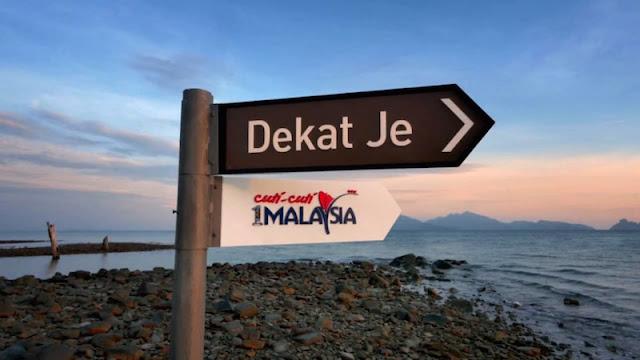 #DekatJe Tourism Malaysia