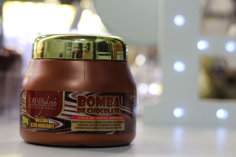 bomba de chocolate forever liss