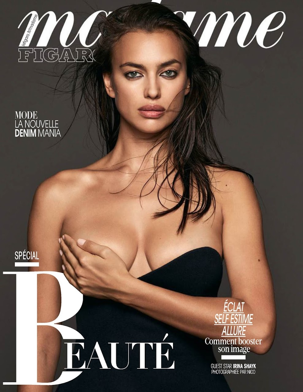 Irina Shayk – What is the Mysterious Attraction of the Vagina?
