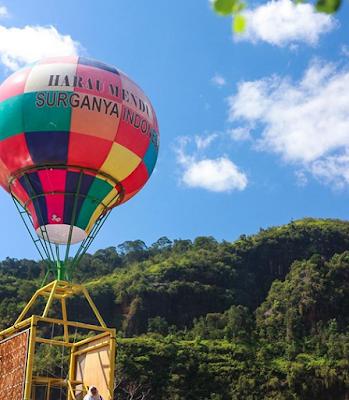 Harau Dream Park, Kampung Nuansa Eropa | Wisata Spot Instagrammable