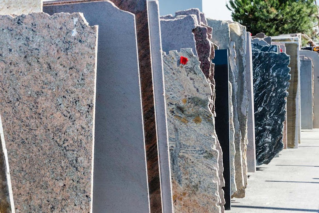 Marble And Granite: Conspicuous Choice For The Ground Surface