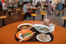10 Makanan Paling Murah di Singapura Yang Wajib Kamu Kunjungi Agar Kantong Tidak Jebol!!