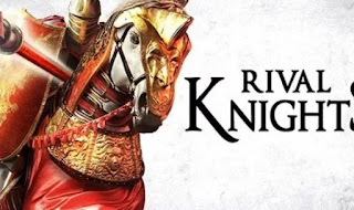 Download Game Rival Knights Mod Apk+Data 1.2.3 Unlimited All