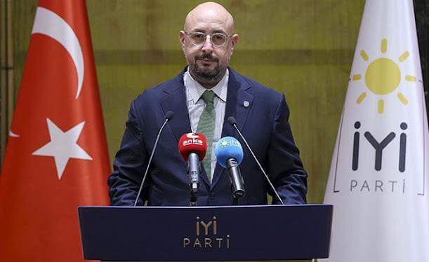 İyi Parti Genel Sekreteri Avukat Uğur Poyraz kimdir? aslen nerelidir? kaç yaşında? mesleği ne? biyografisi ve hayatı hakkında kısa bilgi.