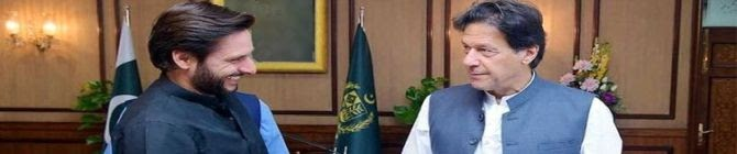Former Pak Cricketer Shahid Afridi Backs Taliban, Says It Came With Positive Mindset
