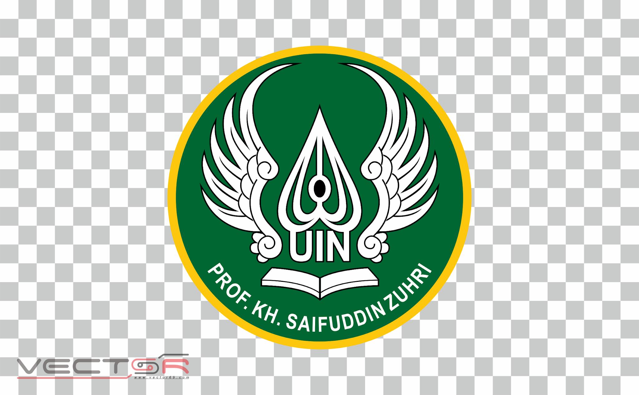 Logo UIN SAIZU (UIN Prof. K.H. Saifuddin Zuhri) - Download .PNG (Portable Network Graphics) Transparent Images