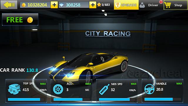Game City Racing 3D