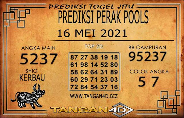 PREDIKSI TOGEL PERAK TANGAN4D 16 MEI 2021