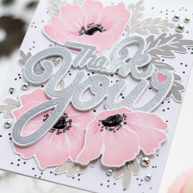 #pigmentcraftco,#pigmentstamps,#aworldofcolorawaits,Floral Friendship Cards,Pigment Craft Co.,Anemone, Much Too Kind, Card Making, Stamping, Die Cutting, handmade card, ilovedoingallthingscrafty, Stamps, how to,