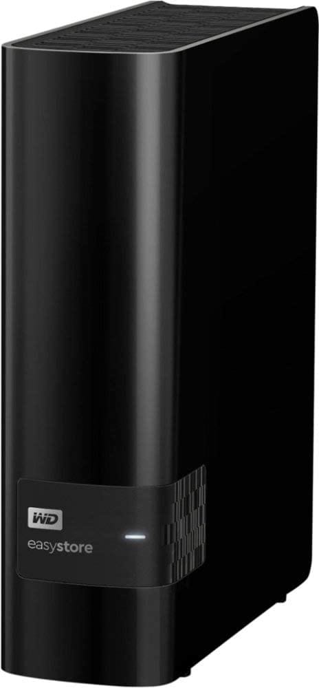 Review WD Easystore 14TB External USB 3.0 Hard Drive
