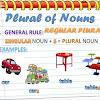 10 Cara Membuat Singular Menjadi Plural Noun Dalam Bahasa Inggris - Plural Forms of Nouns