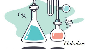 Hidrolisis Adalalah - Manfaat, Fungsi, Rumus, Jenis, Mekanisme Reaksi, Contoh Reaksi Hidrolisis dan Contoh Soal Hidrolisis