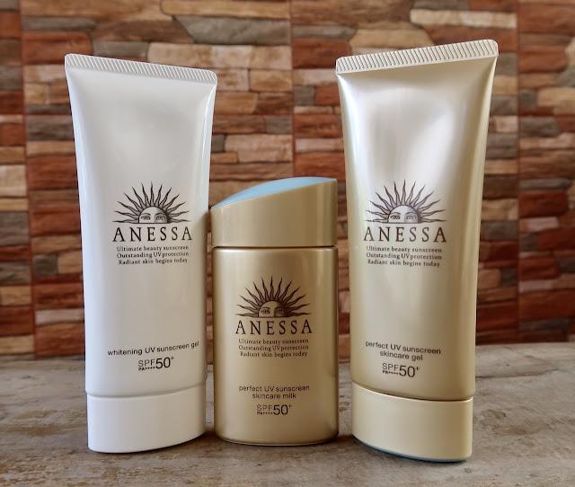 Anessa Perfect UV Sunscreen Skin Care Milk Anessa Perfect UV Sunscreen Review: My new favorite daily SPF!