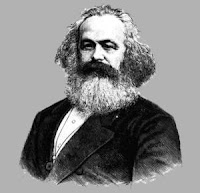 Der Philosoph Karl Marx