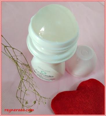 deodorant oriflame activelle white peony