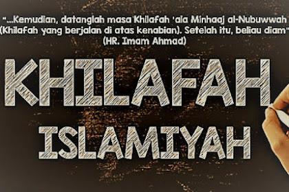 Prabowo Diserang Isu Khilafah