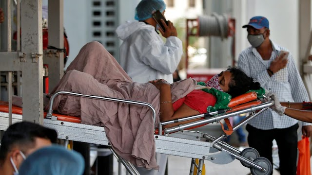 Shortness of breath slightly higher in Covid-19 second wave, no change in death rate: ICMR DG