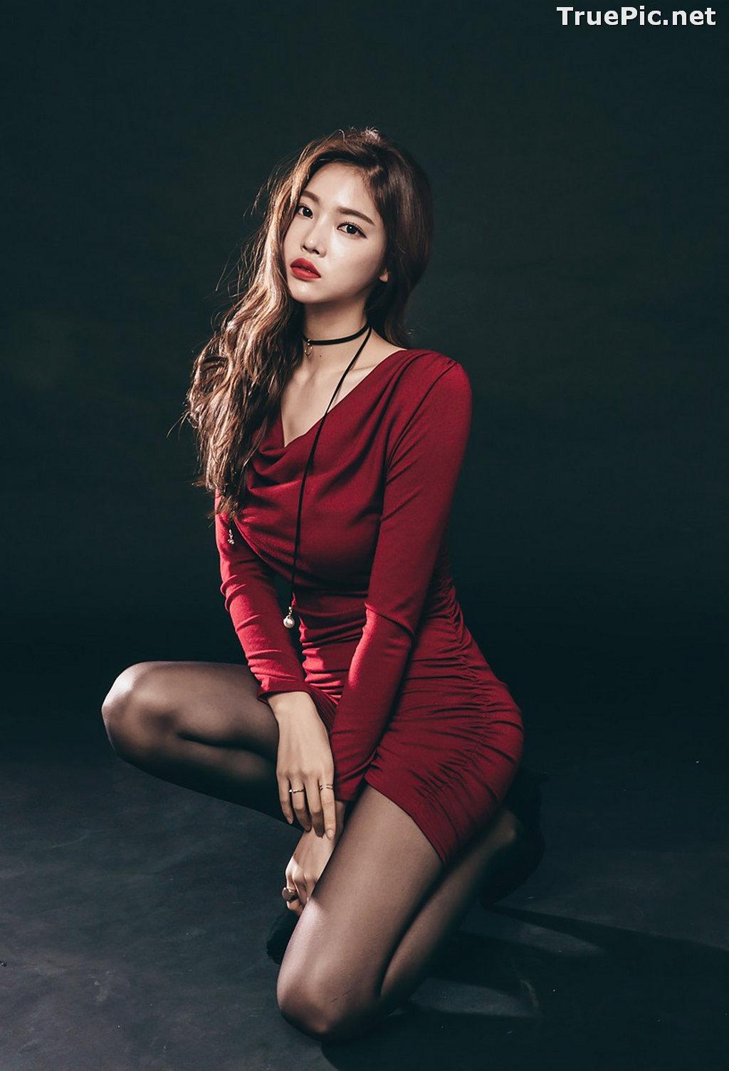 Image Korean Beautiful Model – Park Jung Yoon – Fashion Photography #5 - TruePic.net - Picture-6