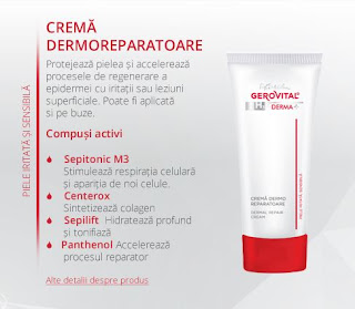Crema Dermatoreparatoare