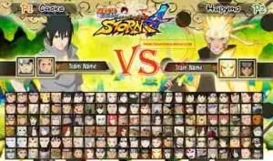 naruto ultimate ninja storm download psp