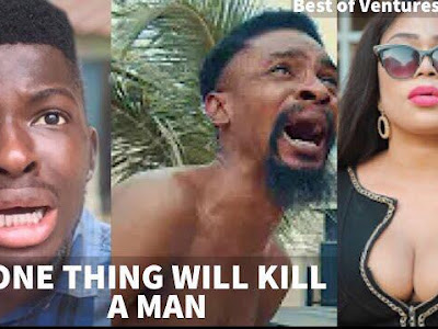 Comedy Video: VENTURES COMEDY_ONE THING WILL KILL A MAN