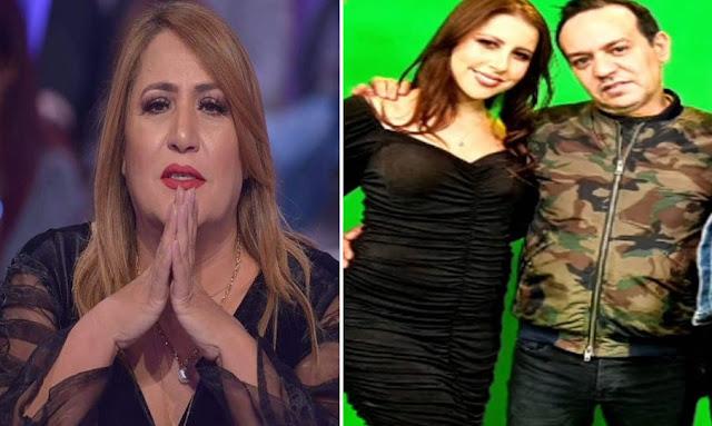 الممثلة نعيمة الجاني علاء الشابي naima jeni istagramn mariage alaa chebbi rt rihem ben alaya