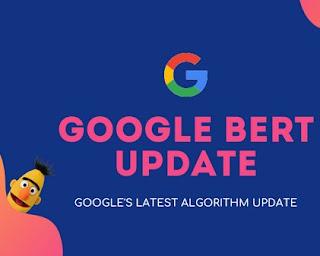 Algoritma Google Menerapkan BERT Untuk Peringkat Pencarian Website.
