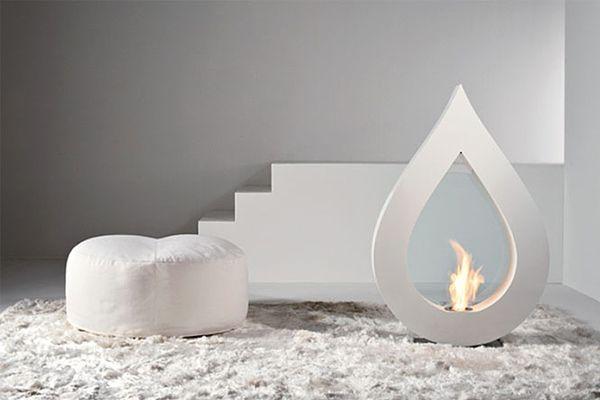 Modern Stylish and innovative Fireplaces Design