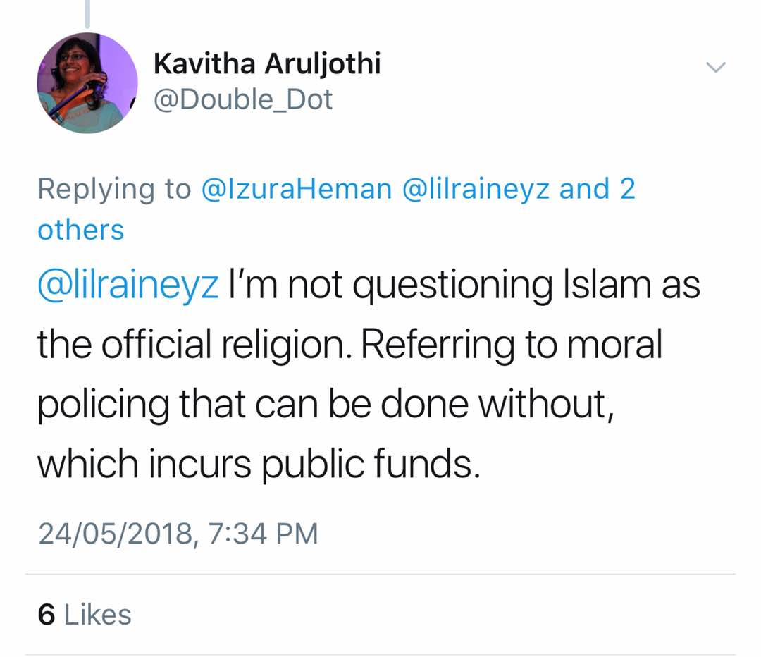 Wanita Ini Mengesa Tun Dr Mahathir Hapuskan Institusi Agama Islam Di Malaysia – Ini Sebabnya Buat Ramai Terkejut
