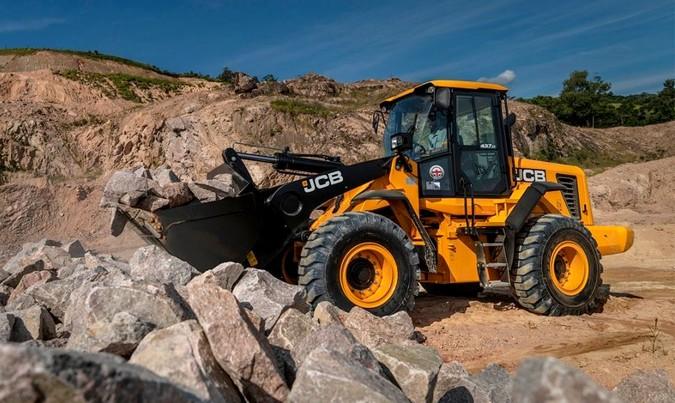 JCB lança novas máquinas na América Latina