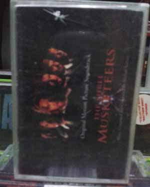 Kaset Soundtrack The Three Musketeers