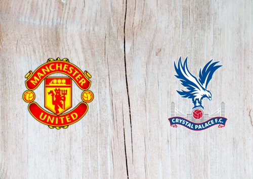 Manchester United vs Crystal Palace Full Match & Highlights 19 September 2020