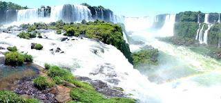 Iguazu Falls Sebagai Salah Satu Air Terjun Terbesar di Dunia