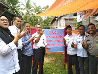 Desa Ulak Aurstanding Sebagai Kampung KB