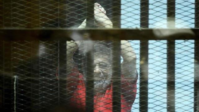 Egypt's former President Mohamed  Morsi sentenced to 3 years in prison