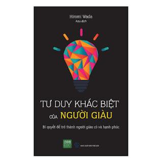 Tư Duy Khác Biệt Của Người Giàu ebook PDF EPUB AWZ3 PRC MOBI