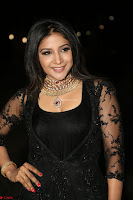 Sakshi Agarwal looks stunning in all black gown at 64th Jio Filmfare Awards South ~  Exclusive 129.JPG