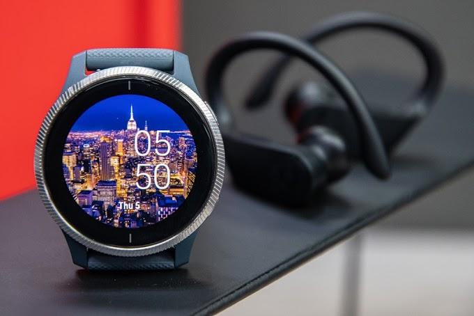 Sorteio de um Smartwatch com GPS Garmin Venu