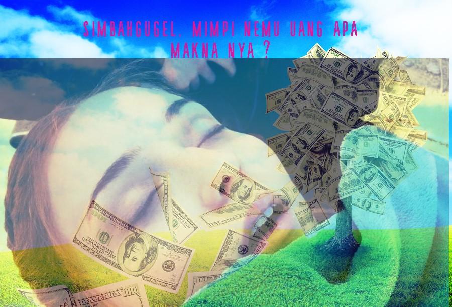 mimpi nemu uang