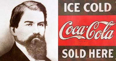 Kisah Penemu Coca-Cola Yang Tidak Menikmati Hasilnya
