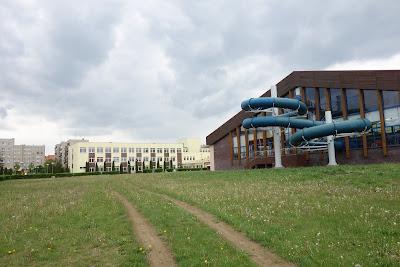 Osiedle Piastowskie - ośrodek sportów wodnych