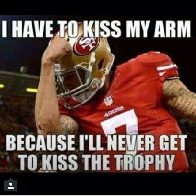 "The best ""Colin Kaepernick is a douche"" pictures & memes ... 