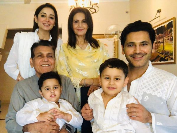 Sarwat Gillani and Fahad Mirza with Family  Awesome Pictures
