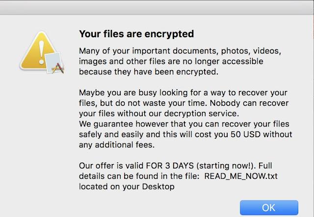 Filecoder Ransomware