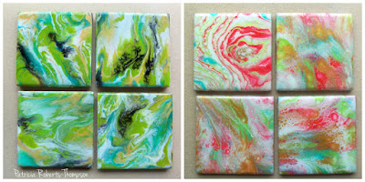 Measuring Made Easy - Acrylic Pour Coasters