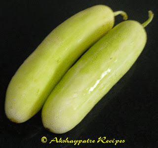washed cucumbers