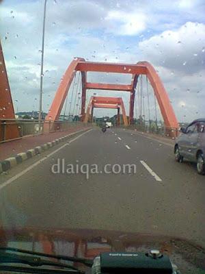 Jembatan Musi 2, Palembang