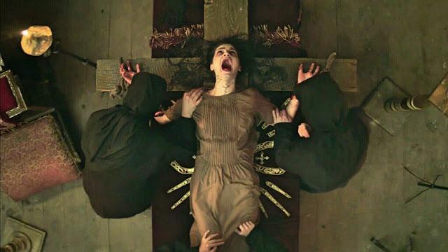Crucifixion Horror