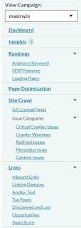 Moz pro tools untuk kiat menambah domain authority
